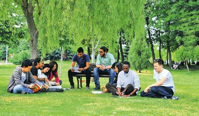 Sakarya Üniversitesi, öğrenci sayısında 100 bine gidiyor