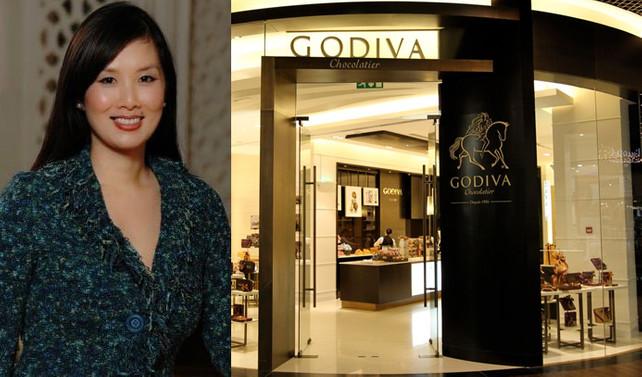 Ünlü isim Godiva'nın başına geçiyor!