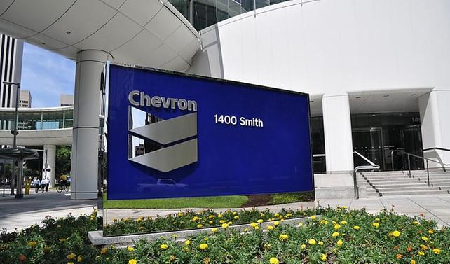 Chevron, ikinci çeyrekte kâr etti