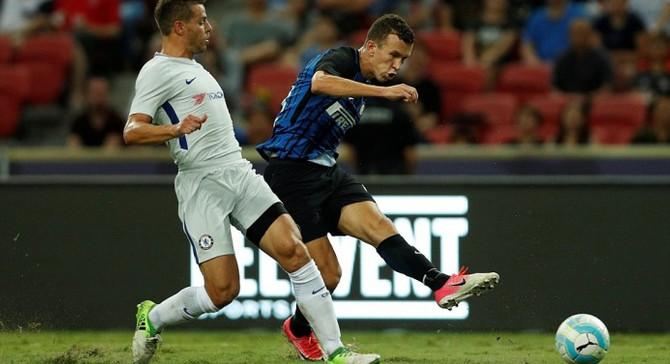 Şampiyonlar Kupası'nda Inter, Chelsea'yi yendi