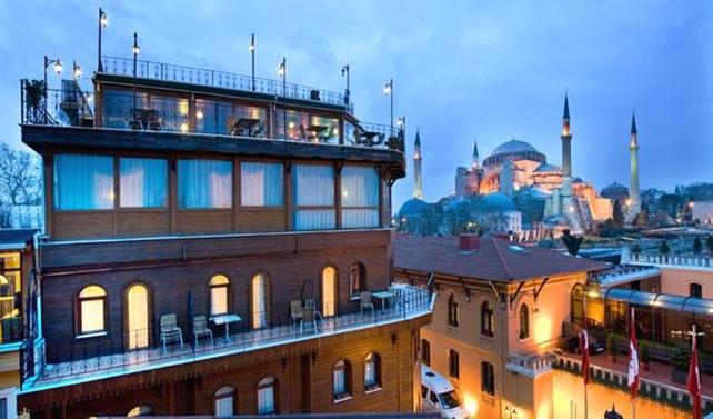 İstanbul Valiliğinden 'otellerde doluluk' açıklaması