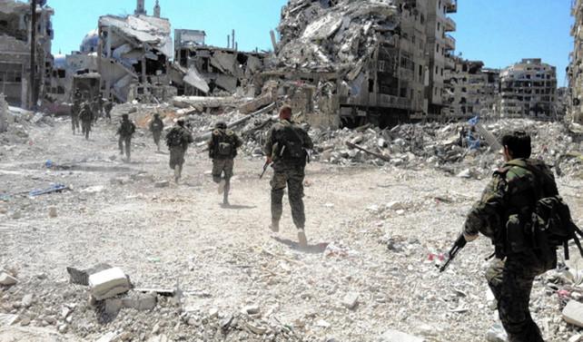 Suriye'nin güney cephesinde geçici ateşkes ilan edildi