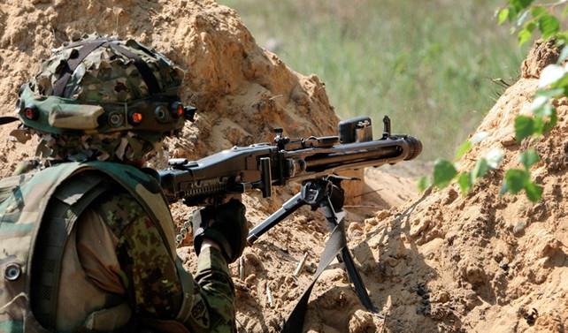 Bingöl'de yeşil listedeki terörist öldürüldü