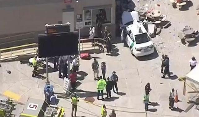 ABD'de saldırı paniği: 10 yaralı