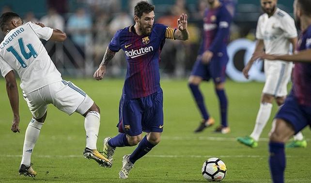 El Clasico'nun galibi Katalanlar