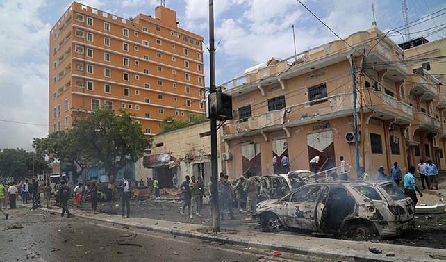 Somali'de bombalı saldırı: 6 ölü