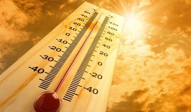 Batı Akdeniz için yüksek sıcaklık uyarısı