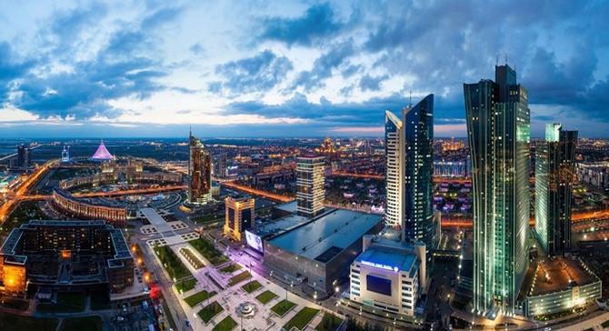 Kazakistan ile AEB ülkeleri arasındaki ticaret artışta
