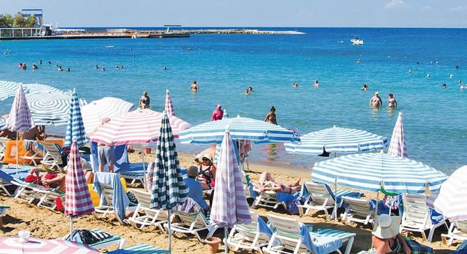 Turizmde gelir yüzde 8,7 arttı