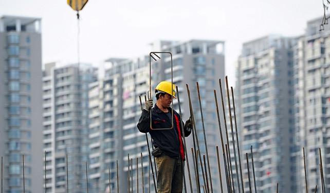 Çin'de inşaattaki canlanma ekonomiye destek oldu