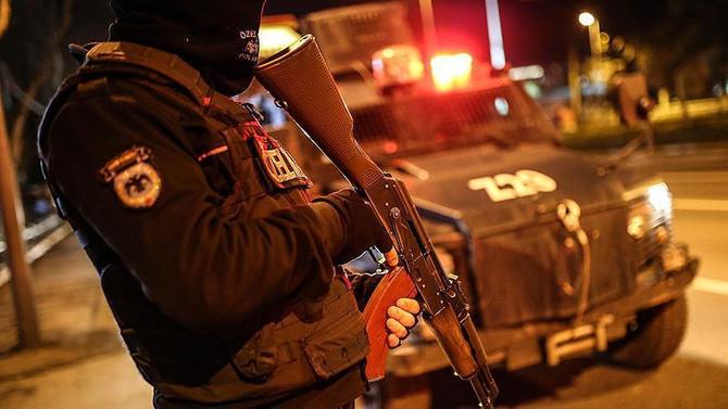1 haftada 17 terörist etkisiz hale getirildi