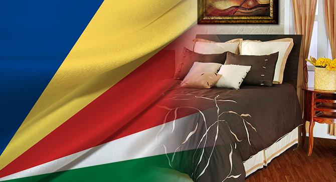 Seyşeller müşterisi yatak tekstilleri talep ediyor