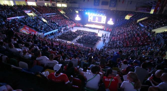 Olimpiyatların Samsun'a katkısı 10 milyon dolar