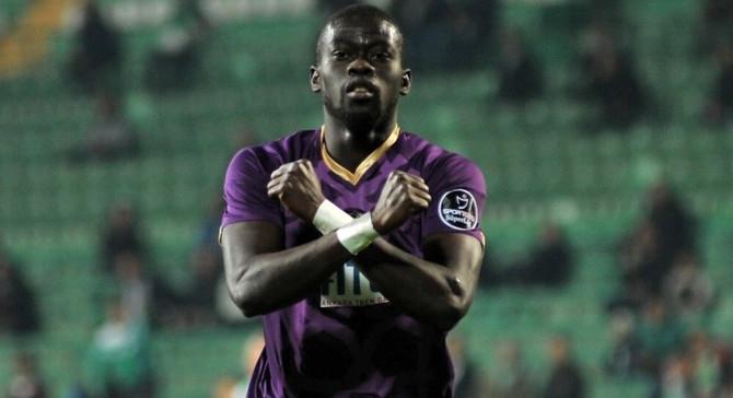 Galatasaray Ndiaye için Osmanlısporile anlaştı