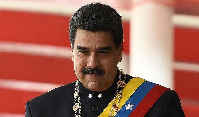 ABD'den Maduro'ya yaptırım kararı