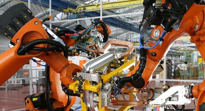 Endüstriyel robotlar üreten Mekem Makina, ihracata ağırlık verecek