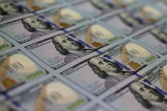 ABD kapalı, dolar 3,55'in üzerinde