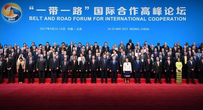 Çin'den İpek Yolu'na 8 trilyon dolarlık altyapı yatırımı
