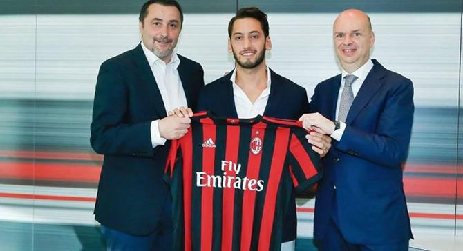 Milan, başarıyı gençlerle arıyor