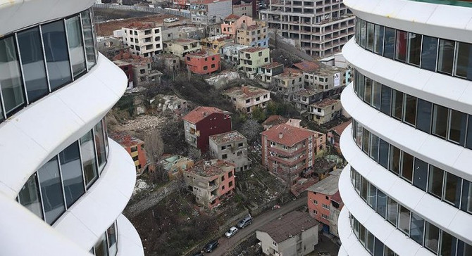 Fikirtepe'de 45 milyar liralık inşaat ekonomisi