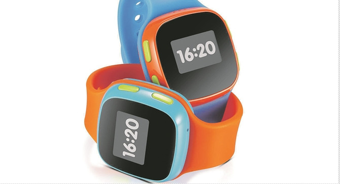 Akıllı çocuklar için akıllı saat