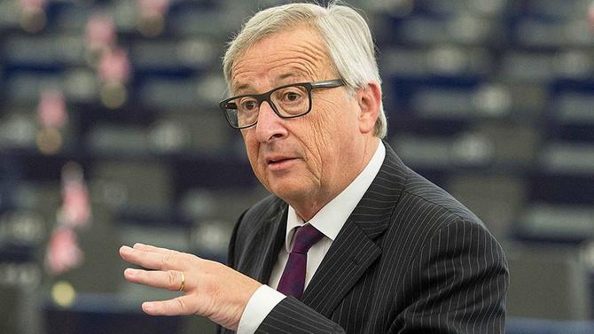 Juncker'dan AP'ye 'rezilsiniz' tepkisi
