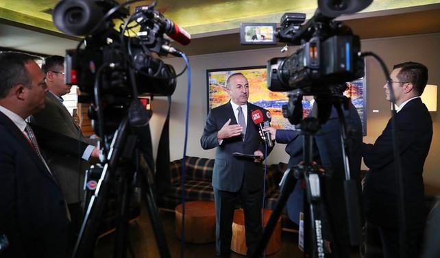 Çavuşoğlu: Kıbrıs konusunda son karar verilmeli