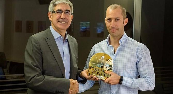 THY Avrupa Ligi'nden Anadolu Efes'e ödül