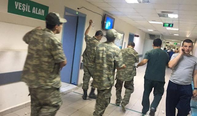 Manisa'da 3 asker için tutuklama talebi