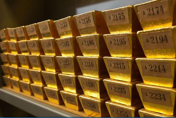 46,2 ton altın ithalatı yapıldı