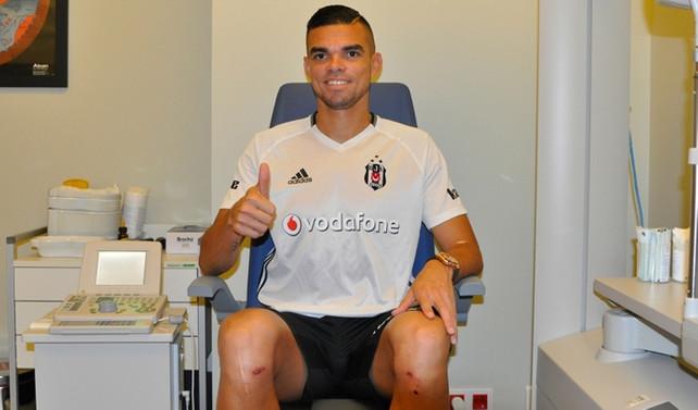 Türkiye'ye gelen en kariyerli stoper: Pepe