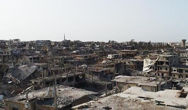 Suriye'nin güneyi için ABD-Rusya hamlesi