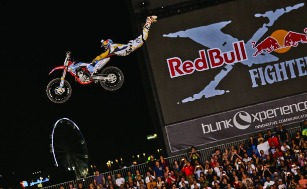 X-Fighters Madrid'de nefes kesecek