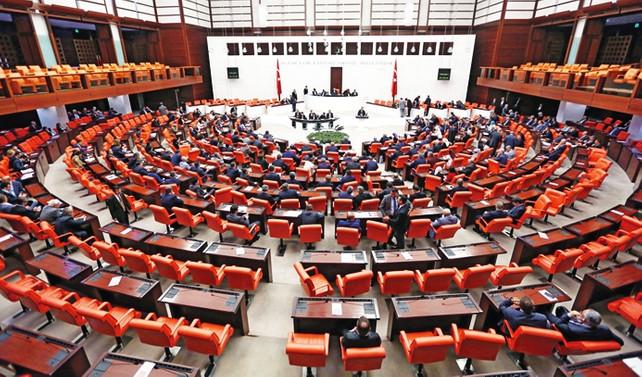 İçtüzük metni yarın Meclis'e sunulacak