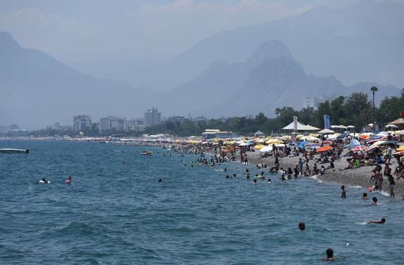 'Antalya ile yarışabilecek fazla bölge yok'