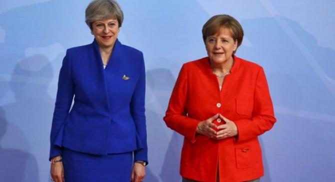 May, G20'nin gündeminden memnun