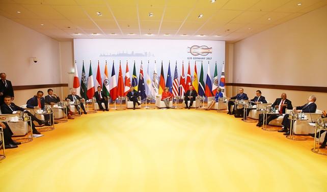 G20 liderlerinden terörle mücadele bildirisi