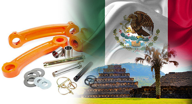 Meksikalı toptancı iş makineleri yedekleri talep ediyor