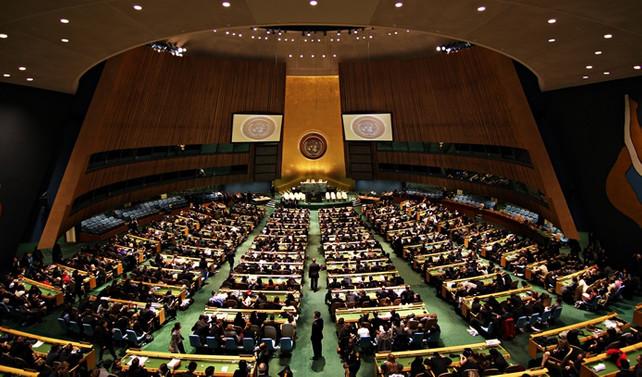 122 ülke 'nükleer silaha' hayır dedi