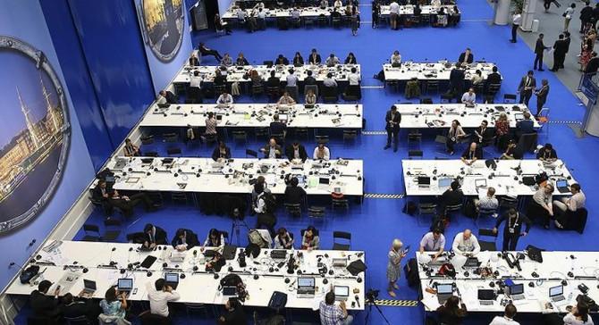 G20'de bazı gazetecilerin akreditesi iptal edildi