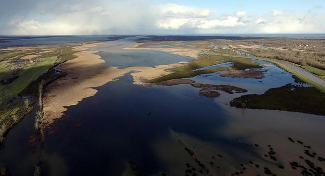 Kızılırmak Deltası'na turist çekmek istiyorlar