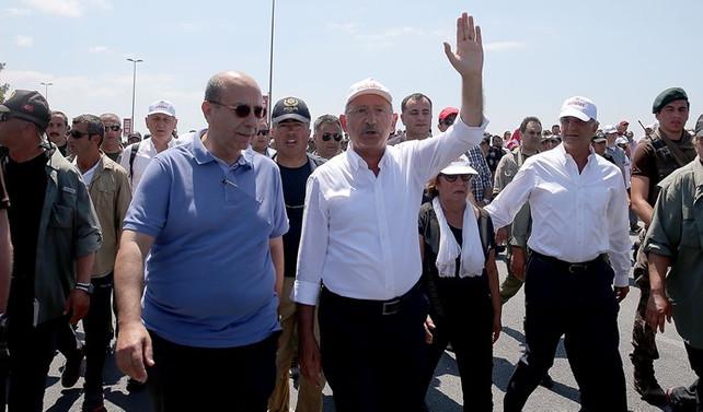 Kılıçdaroğlu, Berberoğlu'nu ziyaret edecek