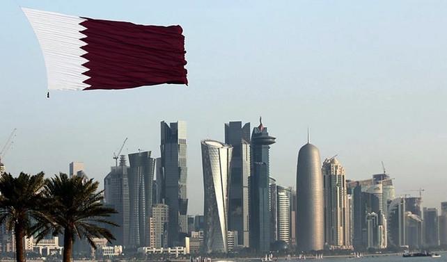 Katar'a 'insani yardım' için 8,5 milyon dolarlık anlaşma