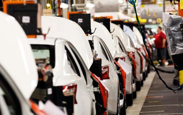 Otomotivde 2017 hedefi 27 milyar dolar ihracat