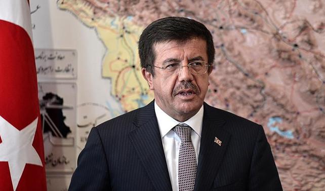'Türkiye-İran ticaretinde hedefimiz 50 milyar dolar'