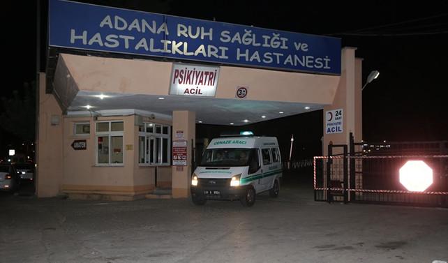 Adana'da hastanede yangın: 1 ölü