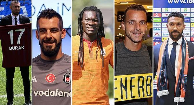 Süper Lig'de bu sezon yıldız geçidi yaşanacak