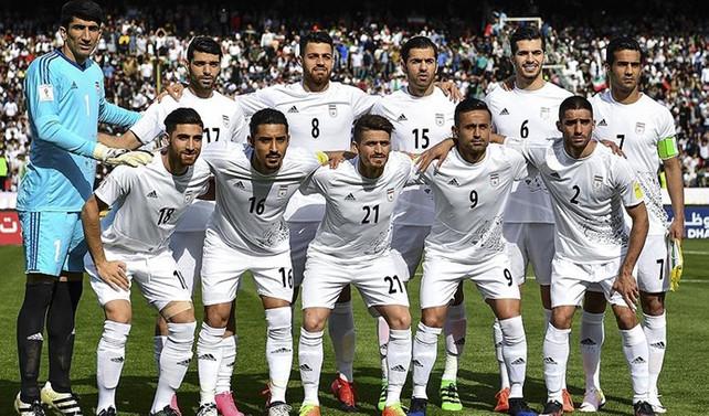İranlı 2 milli futbolcuya İsrail cezası