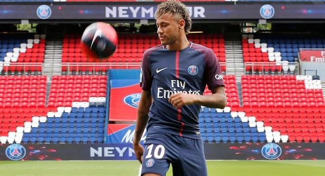 Neymar'ın lisansı çıktı