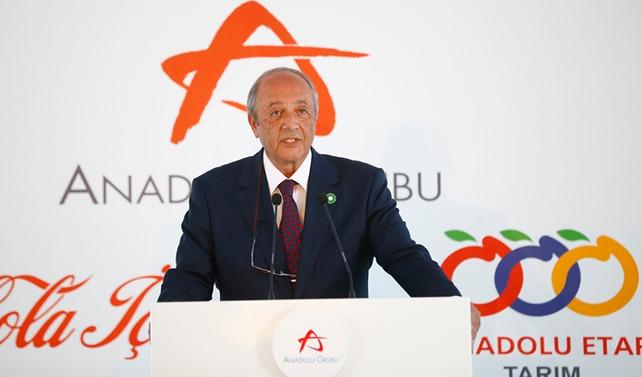 Anadolu Grubu iki yeni tesisini açtı